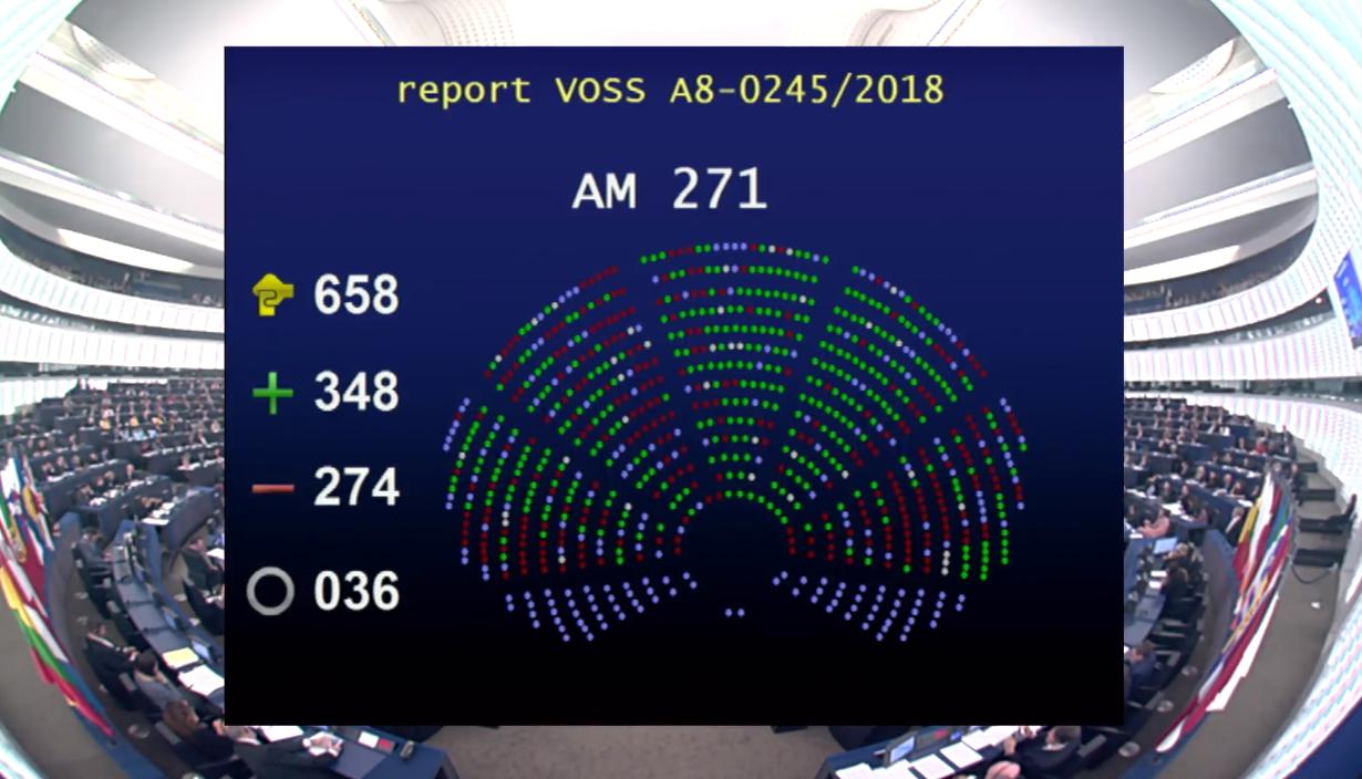 Photo of Usvojena EU Direktiva o autorskom pravu!