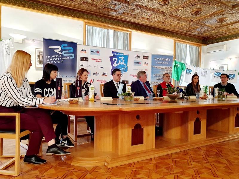 Photo of Najavljen 23. festival sporta i rekreacije Homo si teć – Rijeka Run