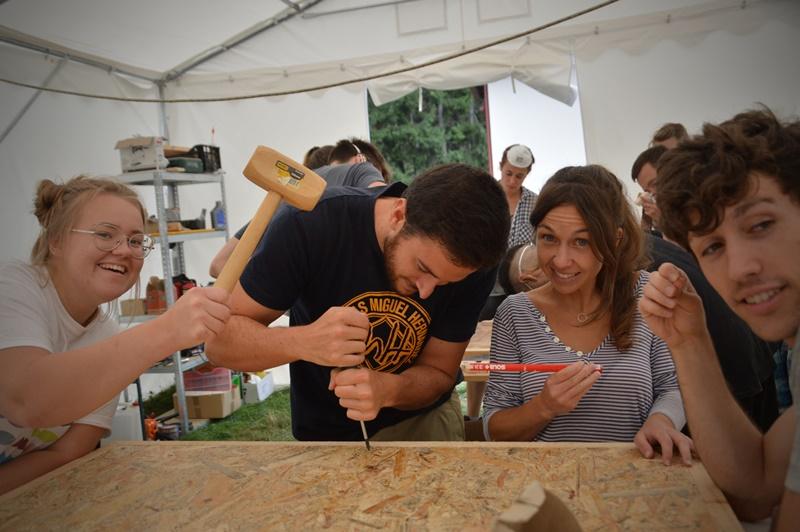 Photo of Mladi iz pet zemalja u Velikom Žitniku će naučiti izrađivati drveni namještaj