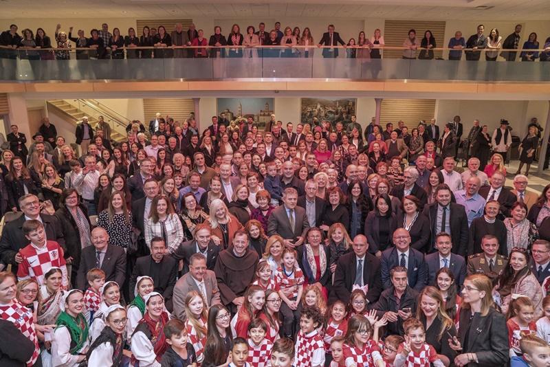 Photo of Susret Predsjednice s hrvatskom zajednicom u New Yorku