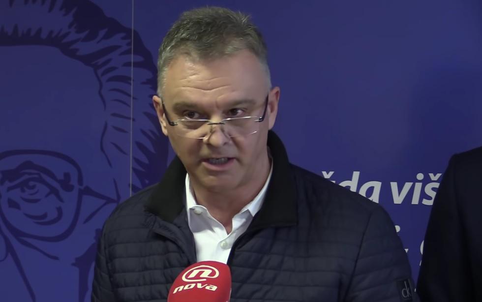 Photo of Dražen Jurković: HDZ očekuje jako dobar rezultat na izborima, nije nam cilj rušiti Darka Milinovića