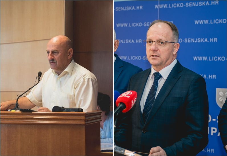 Photo of DABO VS. STARČEVIĆ: Zadnji dan kampanje sukob gradonačelnika Novalje i Gospića