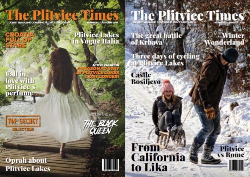 Photo of Uključite se u proljetno izdanje časopisa The Plitvice Times!