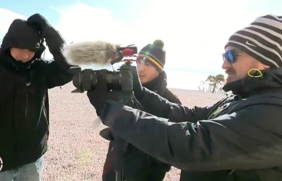 Photo of Storm Chasing Team pokrenuo postupak brendiranja senjske bure