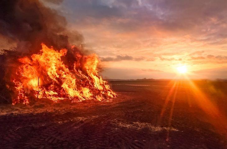 Photo of Jedanaest požara u dva dana na području Ličko-senjske županije