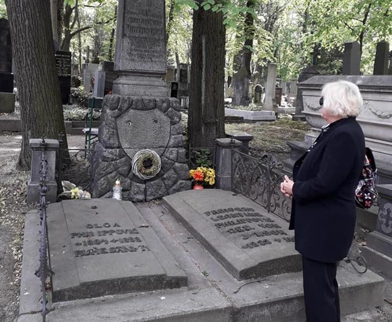 Photo of Hrvatsko veleposlanstvo odalo počast Josipu barunu Filipoviću na njegovom grobu u Pragu