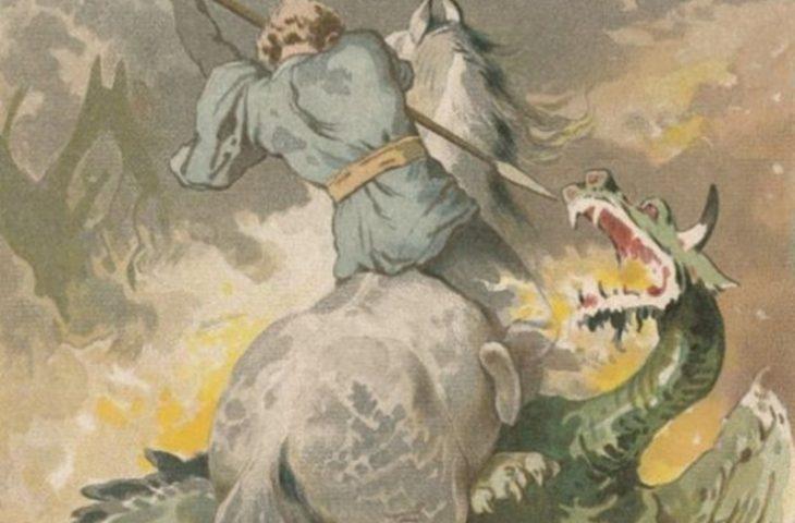 Photo of I O DRVO, I O KAMEN Sveti Juraj dolazi na zelenom konju, blagoslivlja stoku i tjera vještice