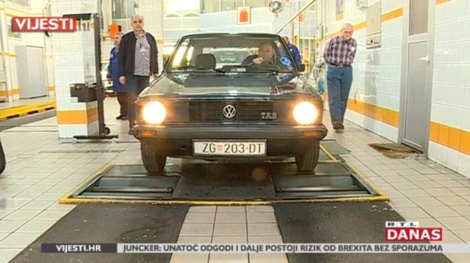 Photo of VIDEO Prošle godine u Hrvatskoj na tehničkom palo preko 400 000 automobila, koliko nam je prosječno star vozni park?