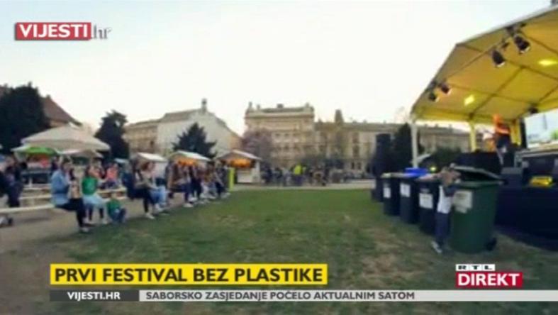 Photo of VIDEO Festival bez plastike – Welcome Spring Festival u Zagrebu!
