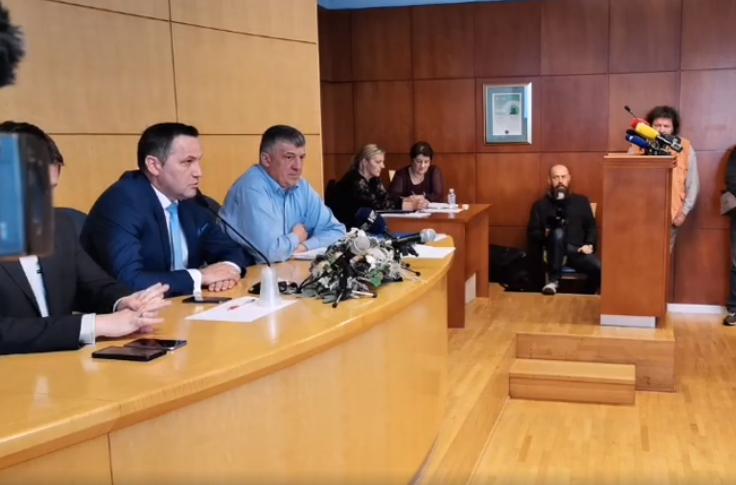 """Photo of """"Praznik demokracije"""" propao: U četvrtak nova runda između Milinovića, Kustića i Starčevića"""
