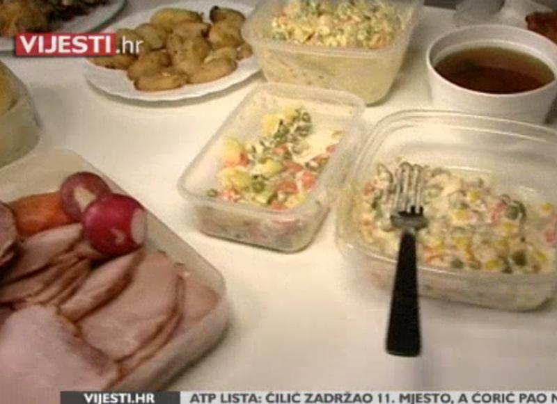 Photo of VIDEO Prosječan blagdanski objed ima 6 tisuća kalorija – što kažu nutricionisti?
