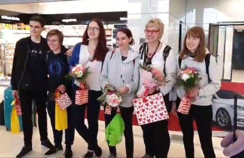 Photo of VELIKI USPJEH Hrvatski učenici osvojili pet medalja na međunarodnom natjecanju mladih znanstvenika!
