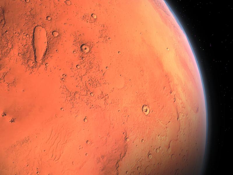 Photo of Hrvatski znanstvenik u svemirskoj misiji otkriva Mars!