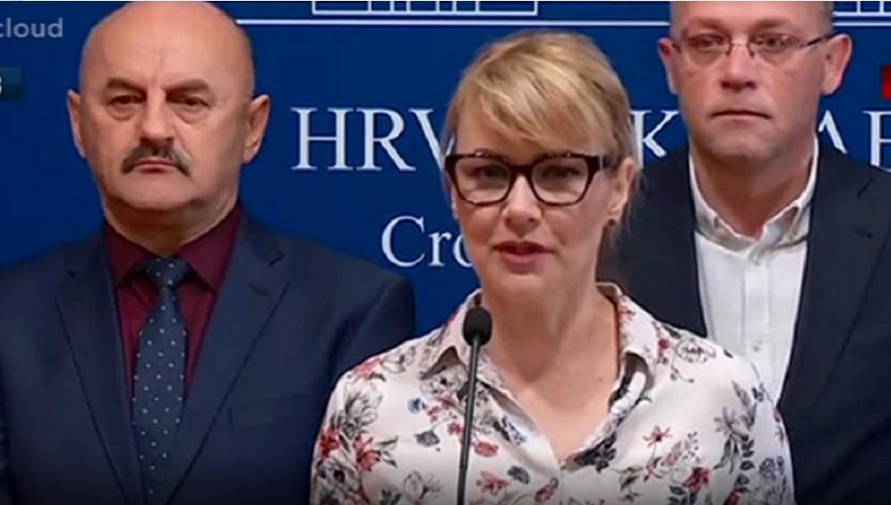 Photo of VIDEO Starčević ide na EU izbore s Neovisnima za Hrvatsku
