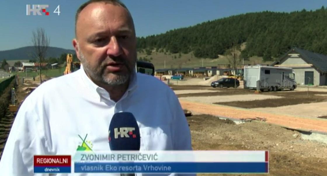 Photo of Novo ličko turističko odredište: Prvi gosti za desetak dana stižu u prvi eko kamp u Vrhovinama
