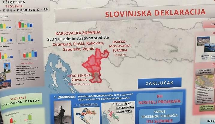Photo of Slovinjskom deklaracijom do boljeg života na području Slunja i okolnih općina