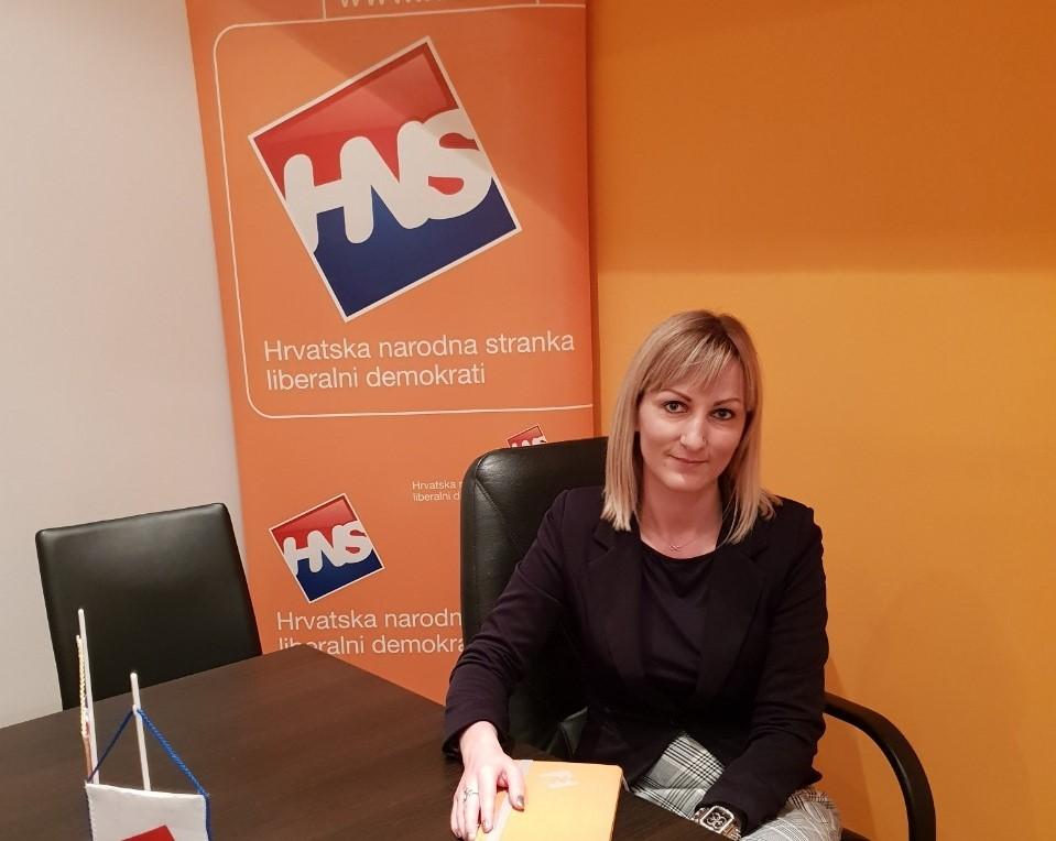 Photo of Neopoziva ostavka u Dee Grivičić iz HNS-a Ličko-senjske županije