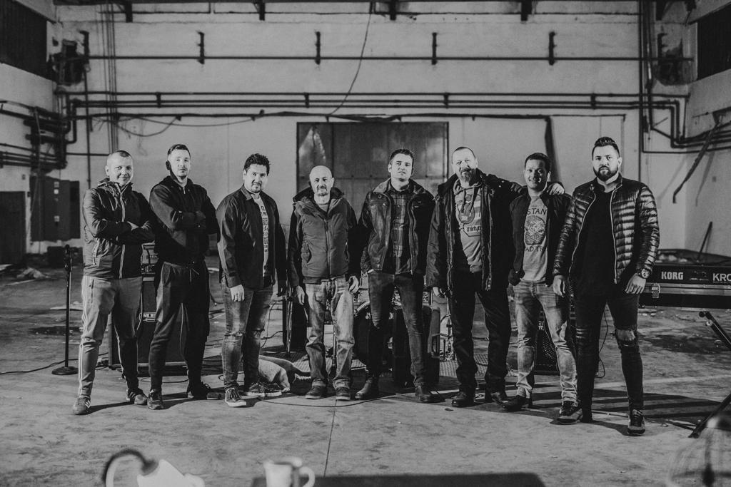 "Photo of ""Revolt"" blues rock grupe Ozon"
