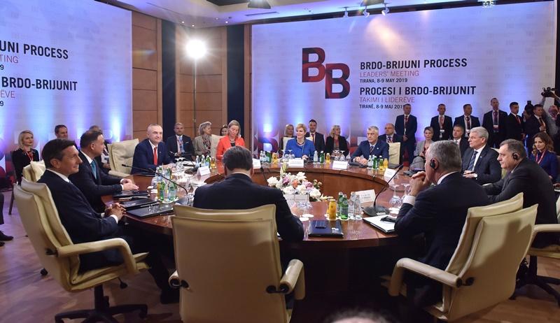 Photo of Predsjednica Republike sudjelovala je na sastanku na vrhu Procesa Brdo-Brijuni