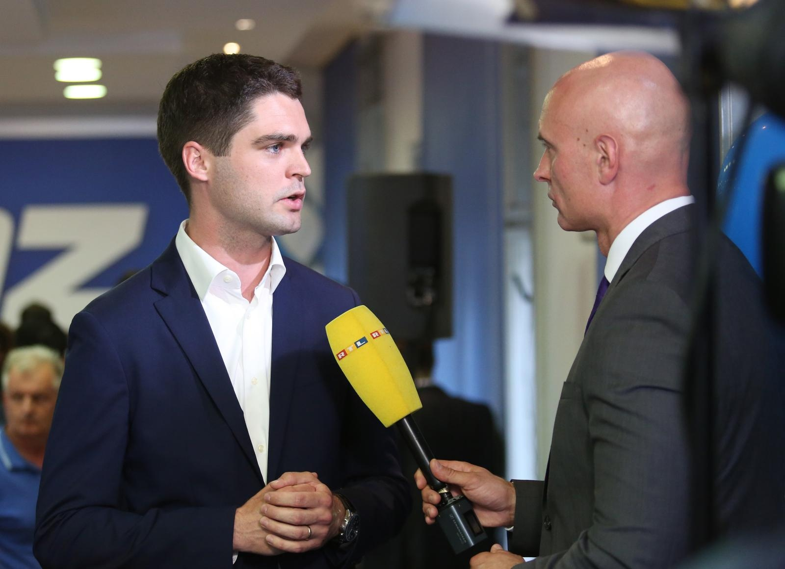 Photo of Karlo Ressler postaje najmlađi europarlamentarac Hrvatske