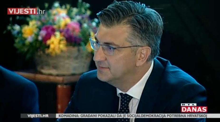 Photo of Počinje otvoreni rat između Plenkovića i Brkića, pogledajte izjave