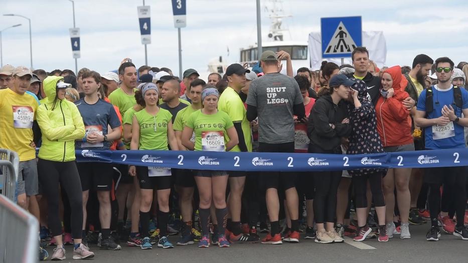 Photo of VIDEO 9000 trkača okupiralo Zadar – utrkivali se za one koji ne mogu trčati!