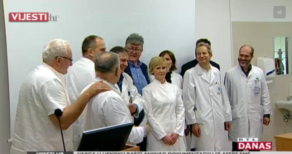 Photo of VIDEO Tim hrvatskih liječnika izveo čudo: u 14 sati operacije razdvojili sijamske blizanke!