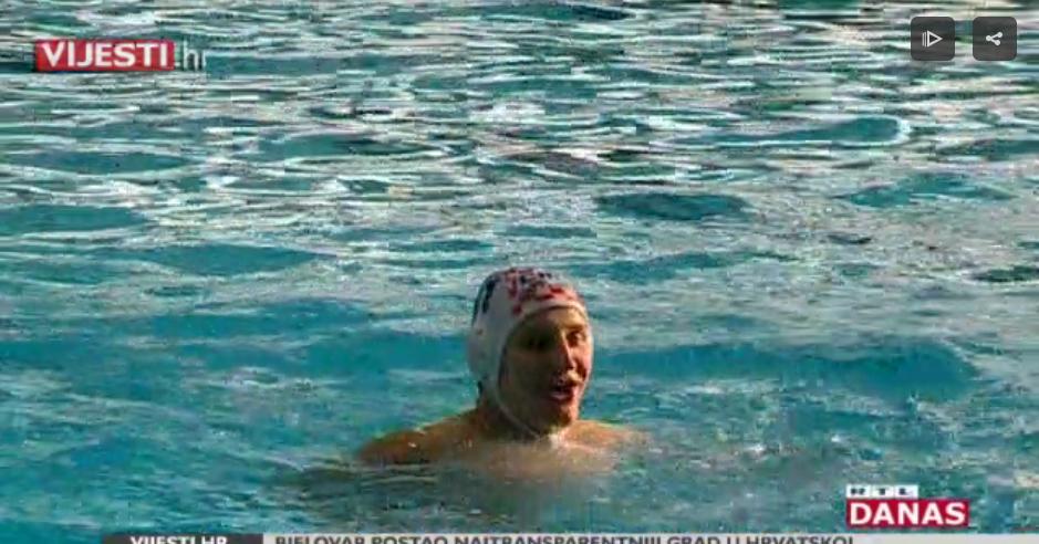 Photo of VIDEO Kapetan hrvatske vaterpolske reprezentacije objavio kraj velike karijere