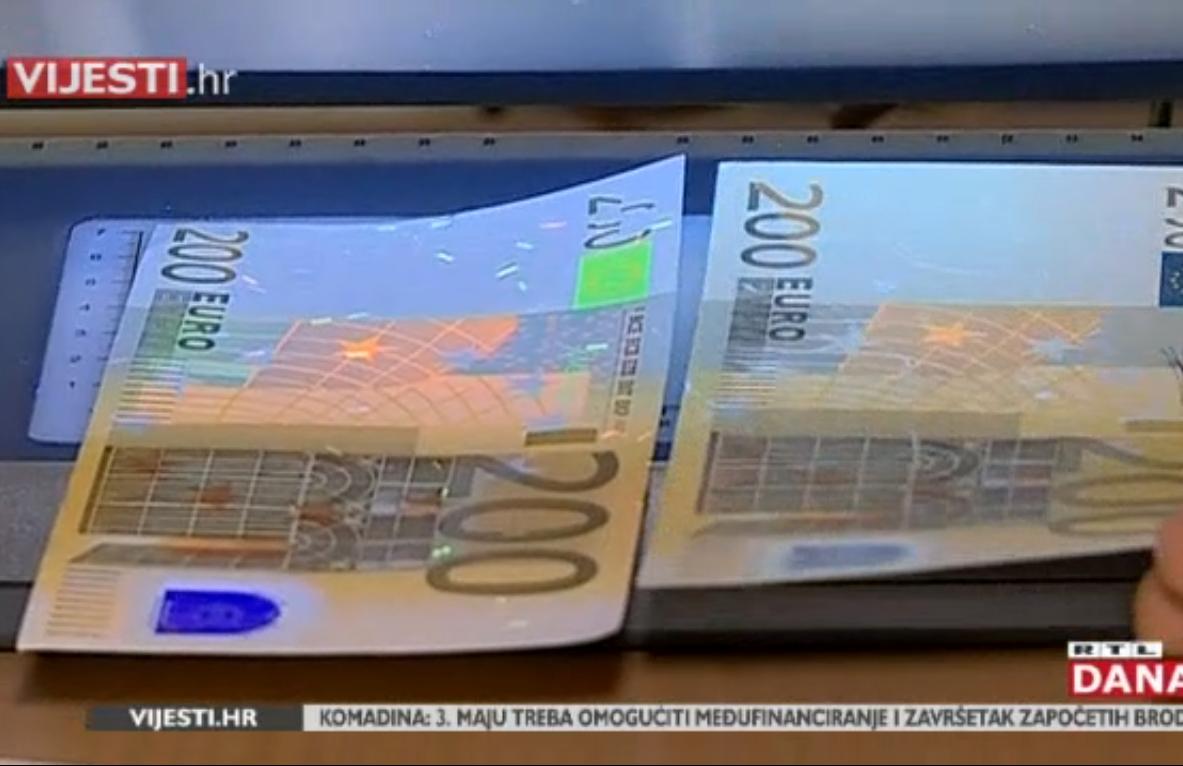Photo of VIDEO Kako prepoznati krivotvorene novčanice?