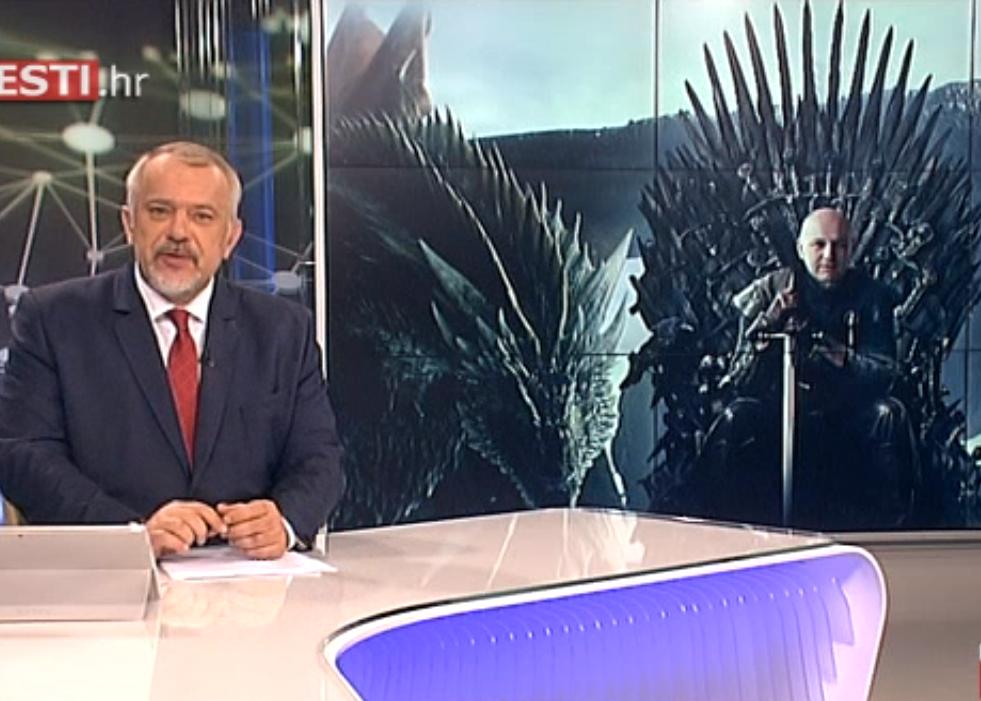 Photo of VIDEO – KOMENTAR ZORANA ŠPRAJCA: Knez Mislav, sir Milanović i Kraljica u bitki za željezno prijestolje