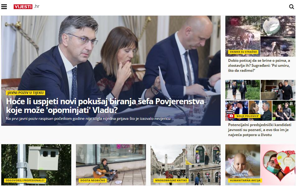 Photo of VIJESTI.HR PROSLAVIO ROĐENDAN Već 4 godine vijesti i zabave!