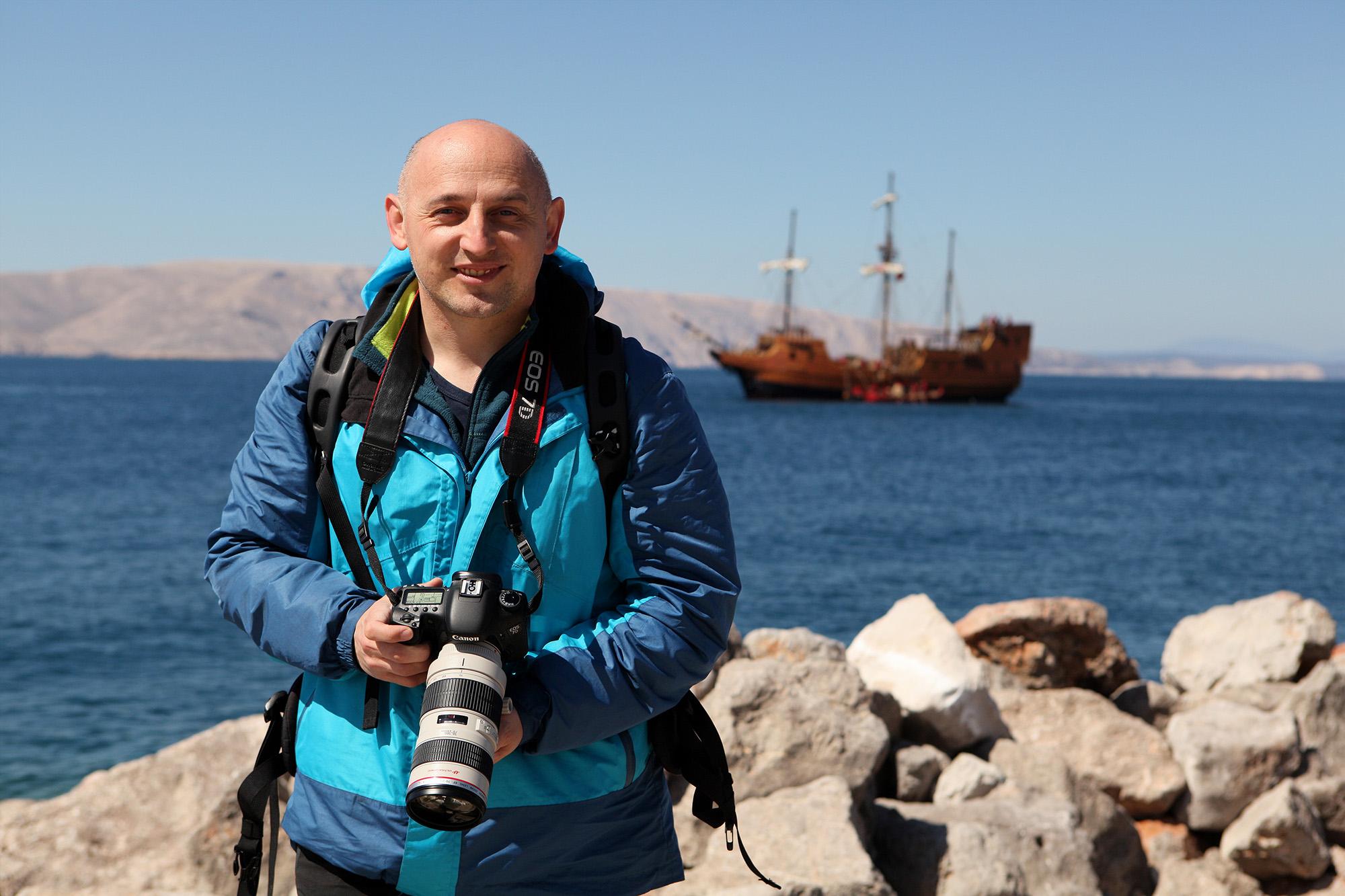Photo of POJAČANJE Fotograf Milan Krznarić iz Otočca postao dio našeg tima
