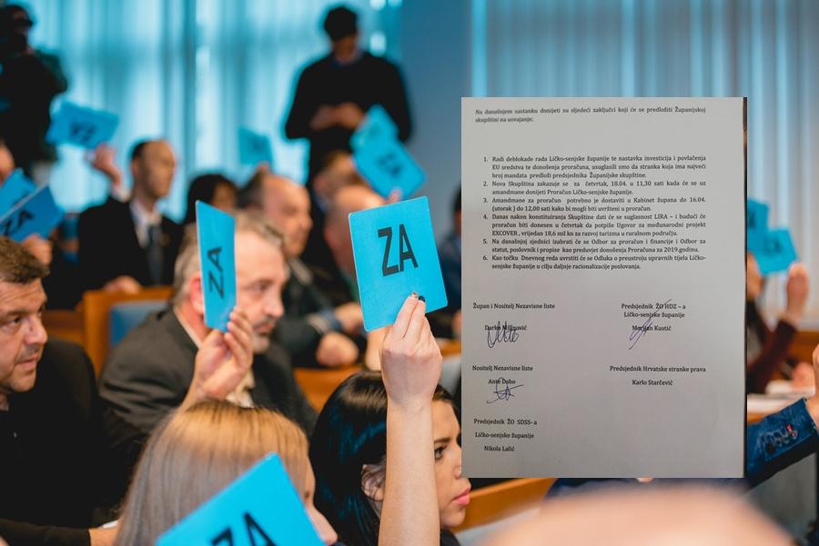 Photo of Procurio dokument o kojem svi pričaju: Do kad će HDZ izbjegavati podržati proračun?