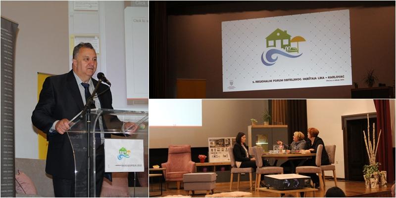 Photo of FOTO Završen je 5. Forum obiteljskog smještaja u Otočcu, brojni gosti razmijenili iskustva u turizmu dviju regija