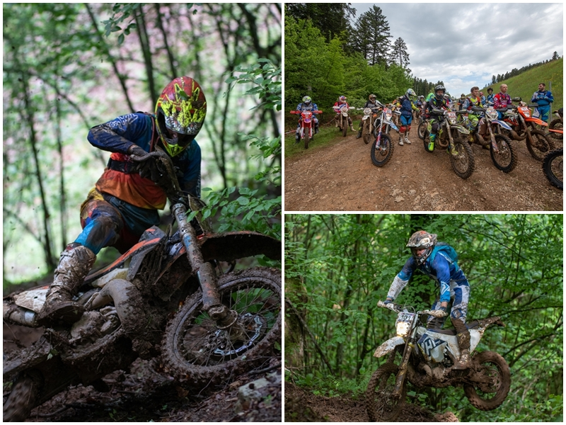 Photo of FOTO/VIDEO Vikend u znaku motora i adrenalina – u Otočcu održana Extreme enduro utrka!