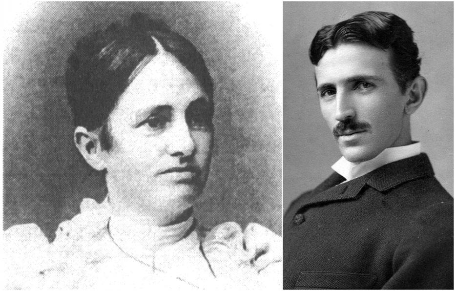 Photo of PRIČA O TESLINOJ MAJCI Georgina Đuka Tesla – snažna i skromna žena koja je svoj talent prenijela na sina