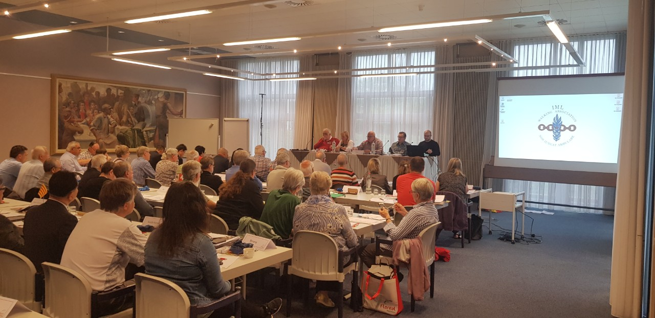 Photo of Predstavnici Hrvatskog Festivala hodanja na sastanku IML Walking Association u Belgiji