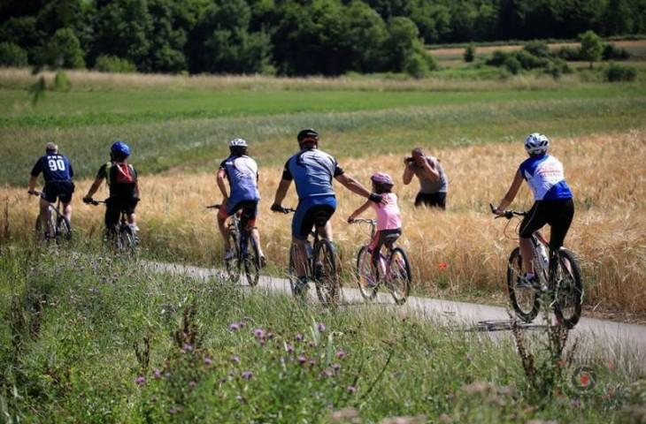 Photo of Poznati su pobjednici 13. Barkanove biciklijade