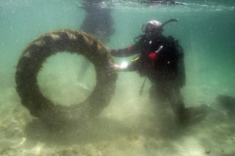 Photo of Hrvati i Slovenci zajedno čistili više od pedeset kilometara četvornih podmorja Savudrijske vale