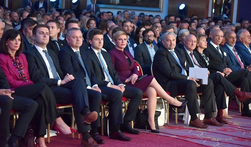 Photo of Predsjednica sudjelovala na Danu poduzetnika