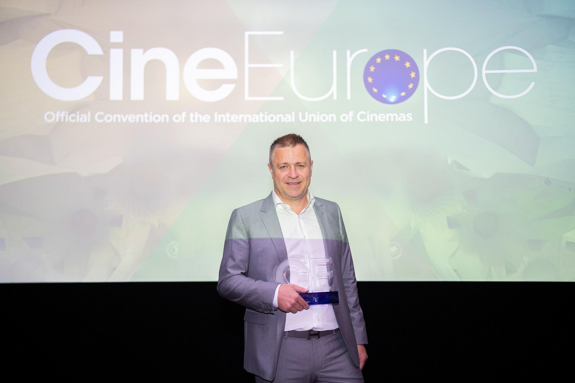 Photo of Blitz-Cinestar dobio nagradu za najboljeg kinoprikazivača u Europi