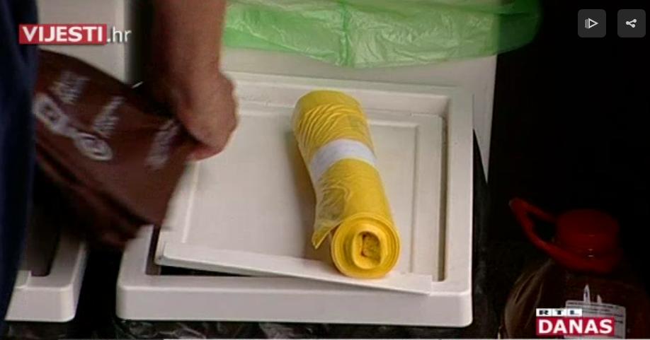 Photo of VIDEO Hoće li nove vreće za smeće dodatno zatrpati već prenatrpane zelene otoke?