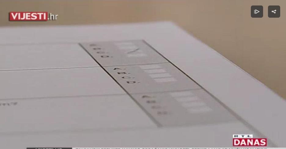 Photo of VIDEO Počela je deseta državna matura