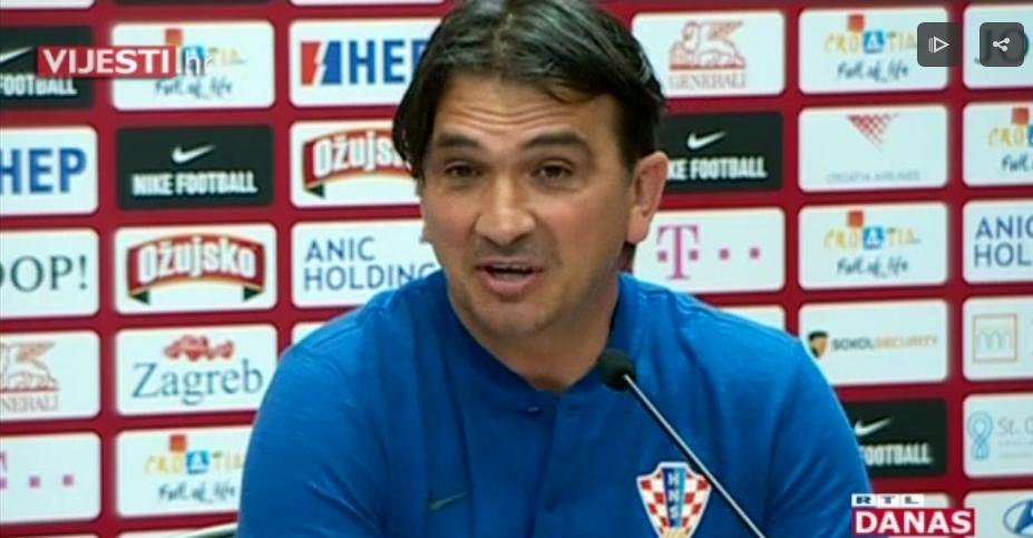 Photo of VIDEO Hrvatska nogometna reprezentacija u Varaždinu igra protiv Tunisa