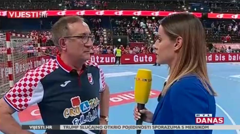 Photo of VIDEO Hrvatska rukometna reprezentacija pobijedila Švicarsku – pogledajte intervju sa izbornikom!