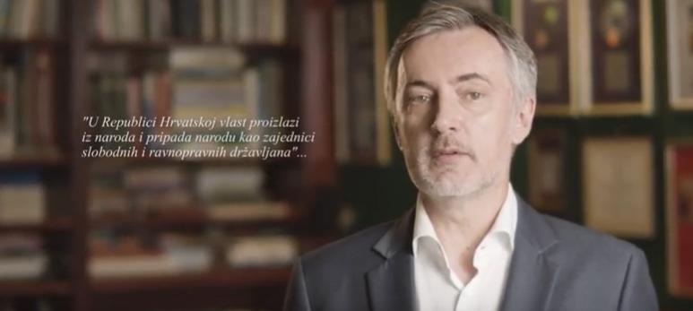 Photo of VIDEO Miroslav Škoro objavio svoju kandidaturu za predsjednika države