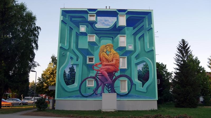Photo of VUKOVART 2019 Vrhunski svjetski umjetnici oslikali novih pet murala u Vukovaru
