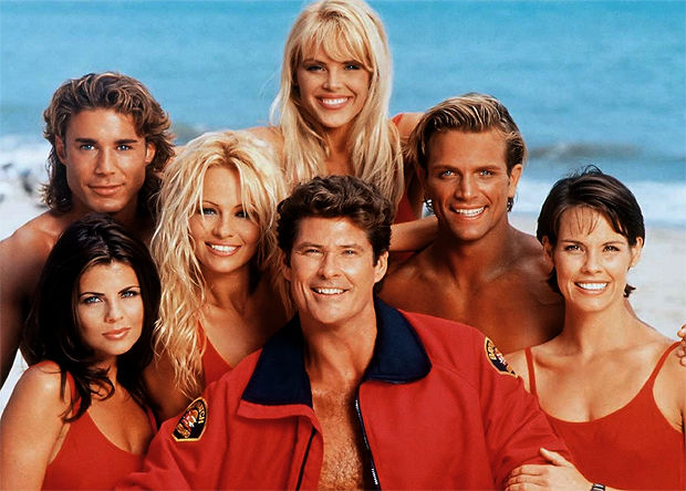 Photo of Na male ekrane vraća se Baywatch! David Hasellhof i Pamela Anderson ovog ljeta na RTL-u