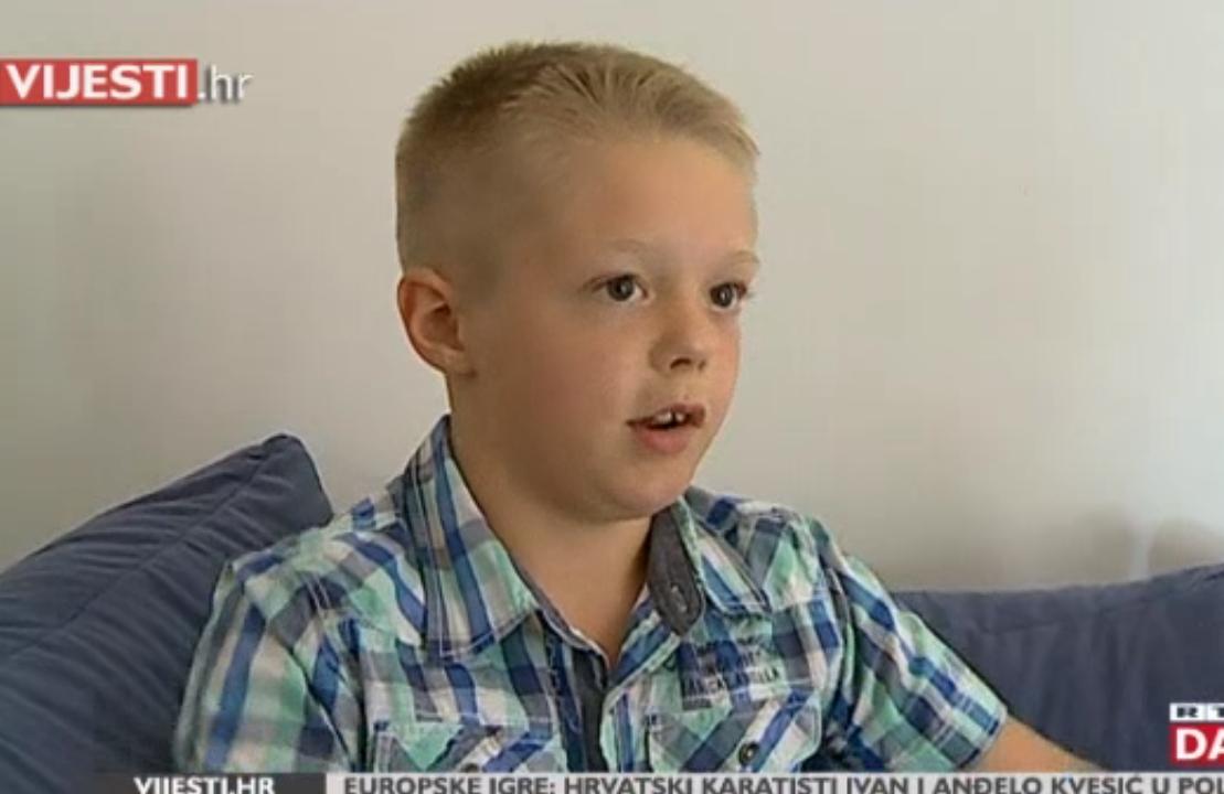 Photo of VIDEO Patrik je čudo od djeteta, ali njegovi roditelji nemaju novac da ode na natjecanje u Kinu