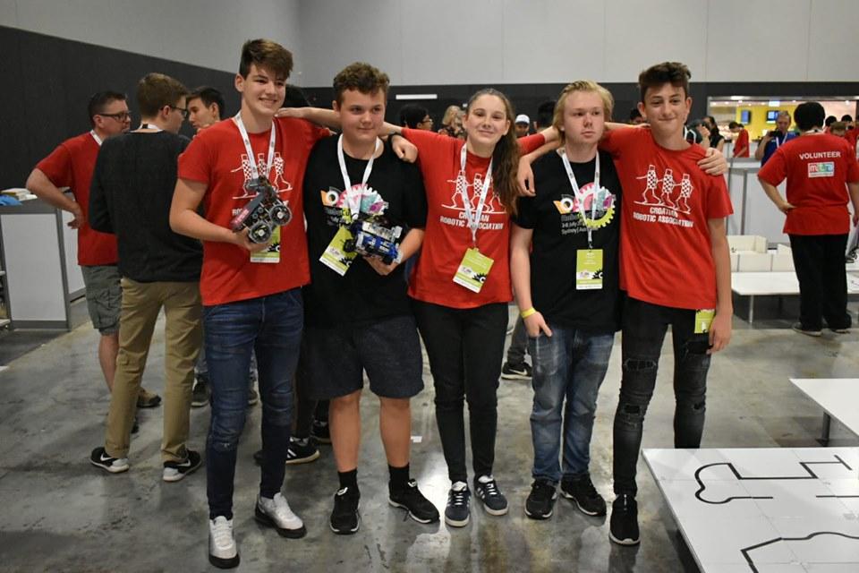 Photo of BRAVO! Mladi hrvatski robotičari osvojili Svjetsko prvenstvo u robotici!